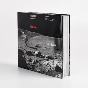 The NASA Archives - 60 Years in Space KSIĄŻKA O KOSMOSIE na prezent