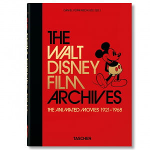 Książka Walt Disney - The Walt Disney Film Archives 40 series