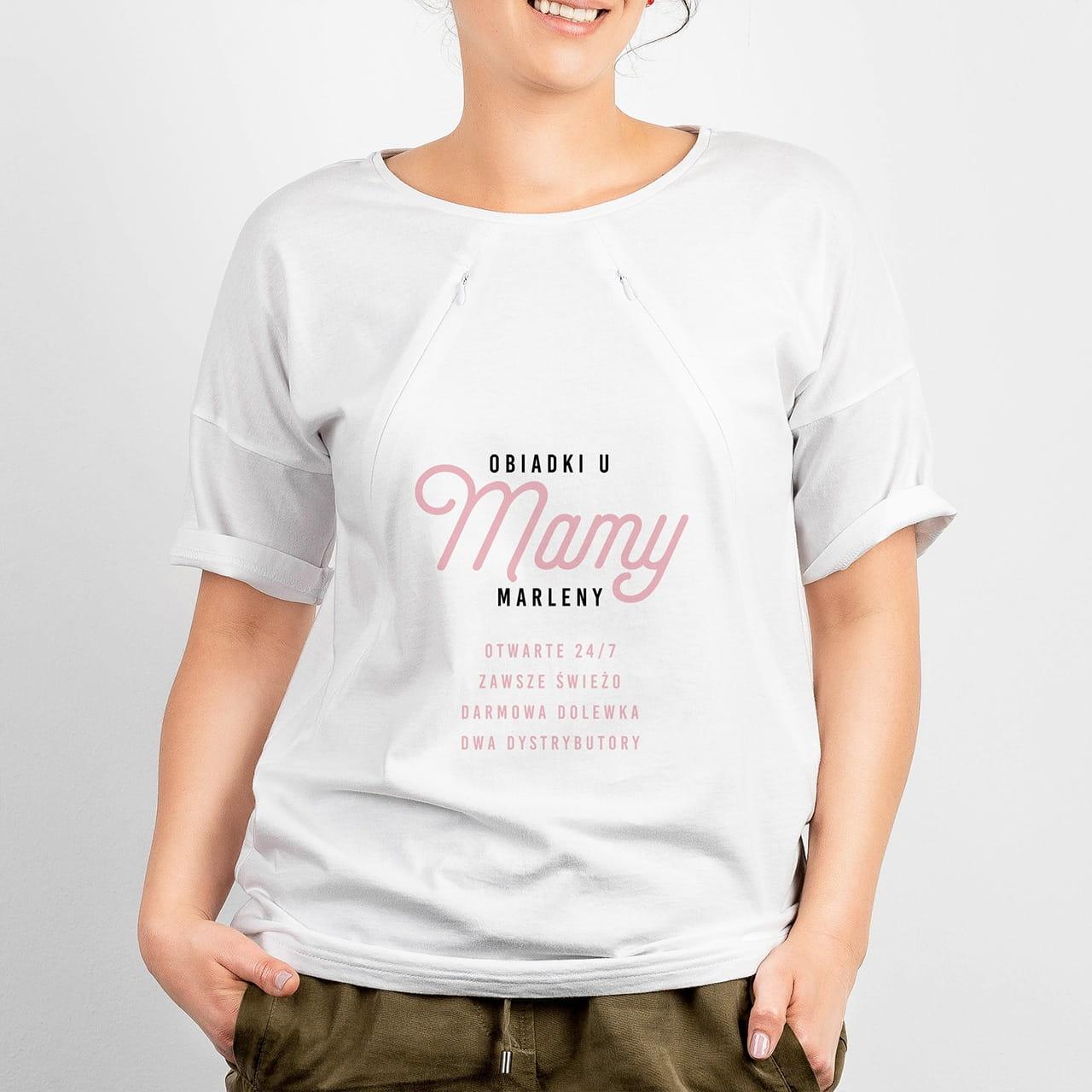 Koszulki z nadrukiem na Boże Narodzenie! Zrób bliskim  pbdw7
