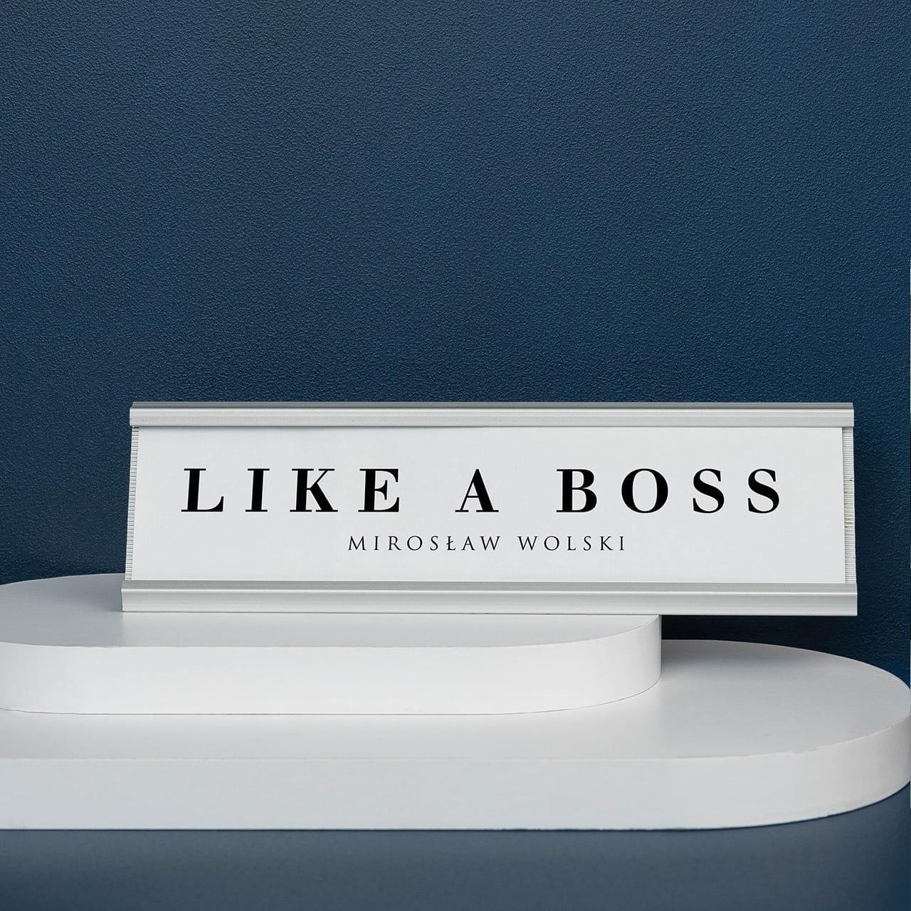 Wizytownik Na Biurko Boss