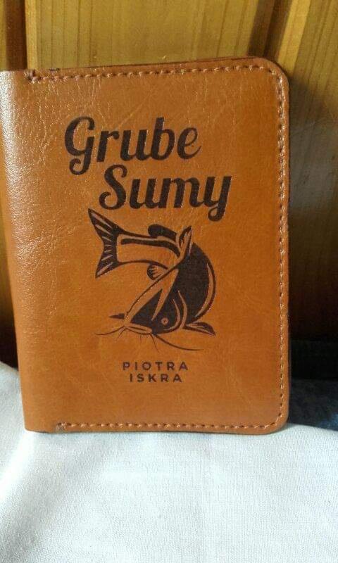 2a4e51e4f5552 Portfel męski GRUBE SUMY